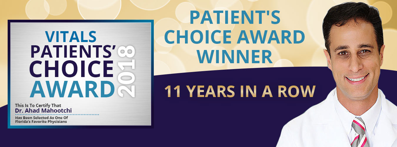 patients choice winner 11 years in a row